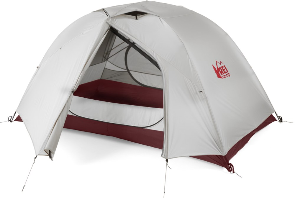 photo: REI Half Dome 2 Plus three-season tent