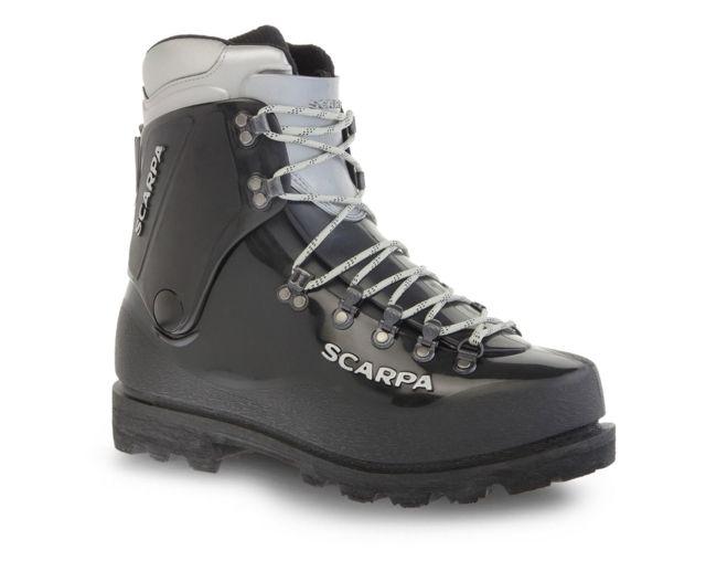 photo: Scarpa Inverno mountaineering boot