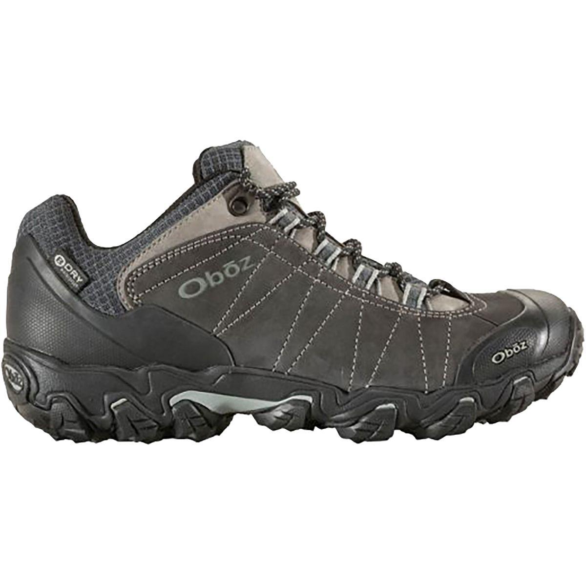 photo: Oboz Bridger Low Waterproof trail shoe
