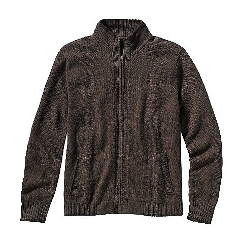 photo: Patagonia Lambswool Cardigan wool jacket