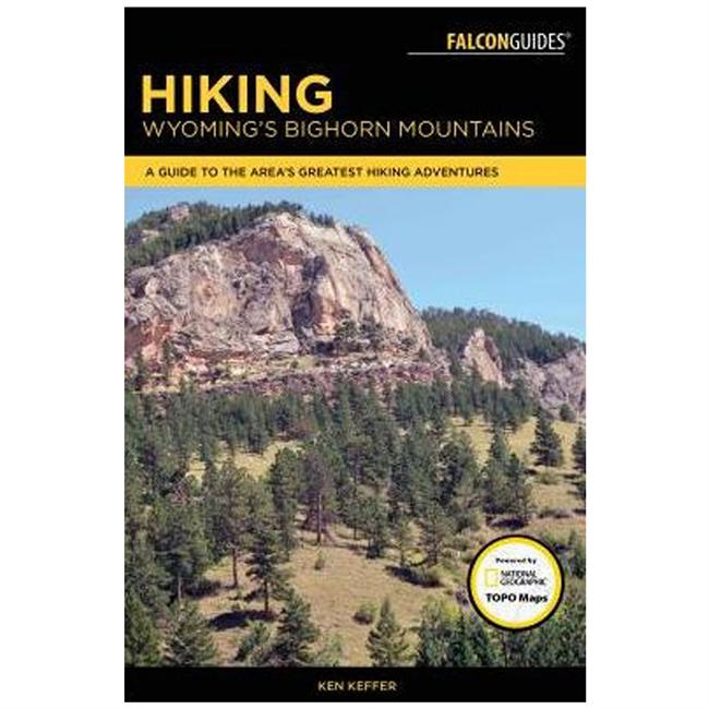 Falcon Guides Hiking Wyoming's Bighorn Mountains