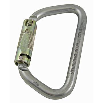 Sterling Rope Steel Autolock Carabiner
