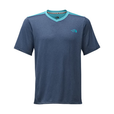 The North Face Short-Sleeve Reactor V-Neck