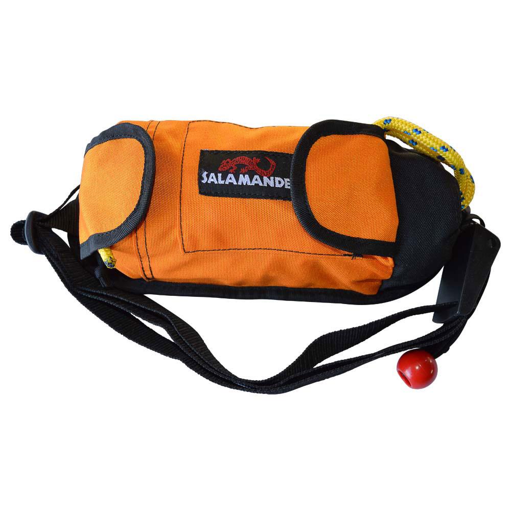 photo: Salamander Retriever Kayak Rescue Throw Rope Bag & Tow Tether throw bag/rope