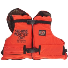 photo: Stearns Work Master Life Vest life jacket/pfd