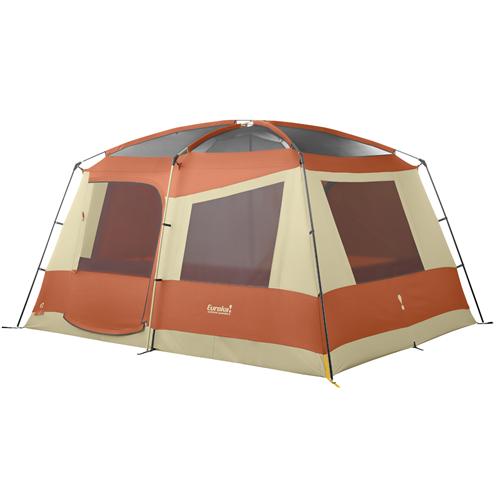 photo: Eureka! Copper Canyon 8 three-season tent