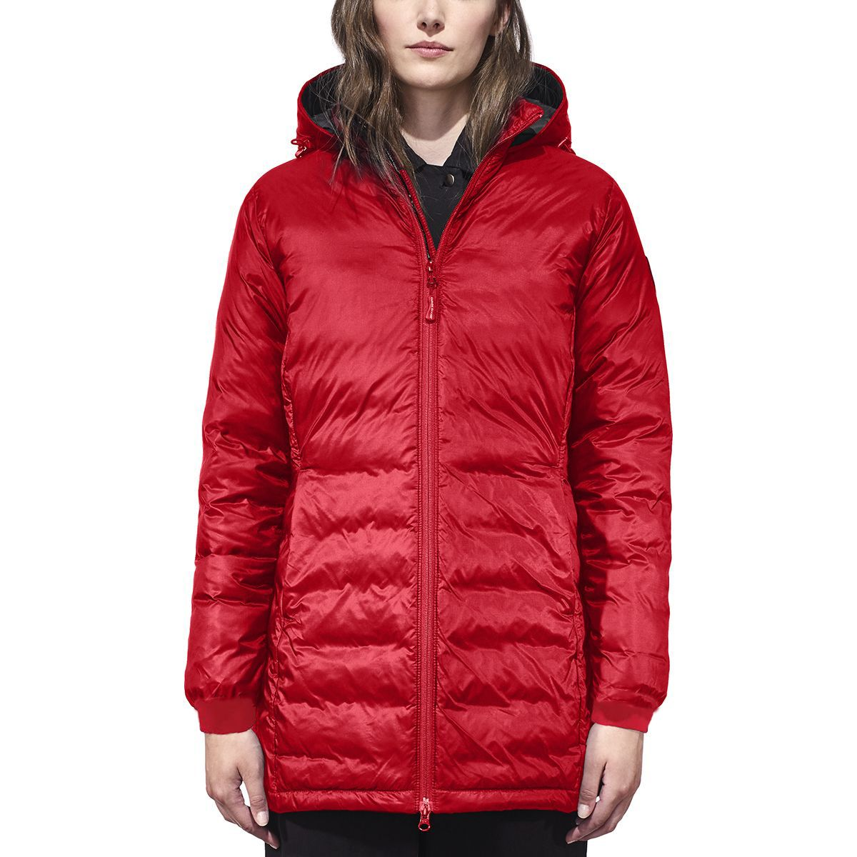 photo: Canada Goose Camp Hooded Jacket down insulated jacket