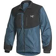 photo: Arc'teryx Hybrid Jacket wind shirt