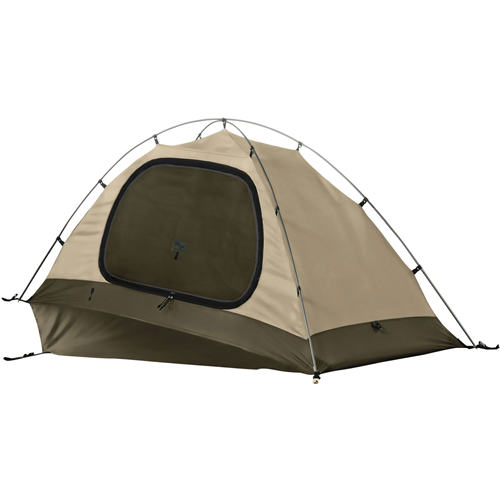 photo: Eureka! Down Range Solo three-season tent