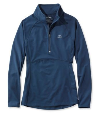 L.L.Bean Essential Performance Quarter-Zip