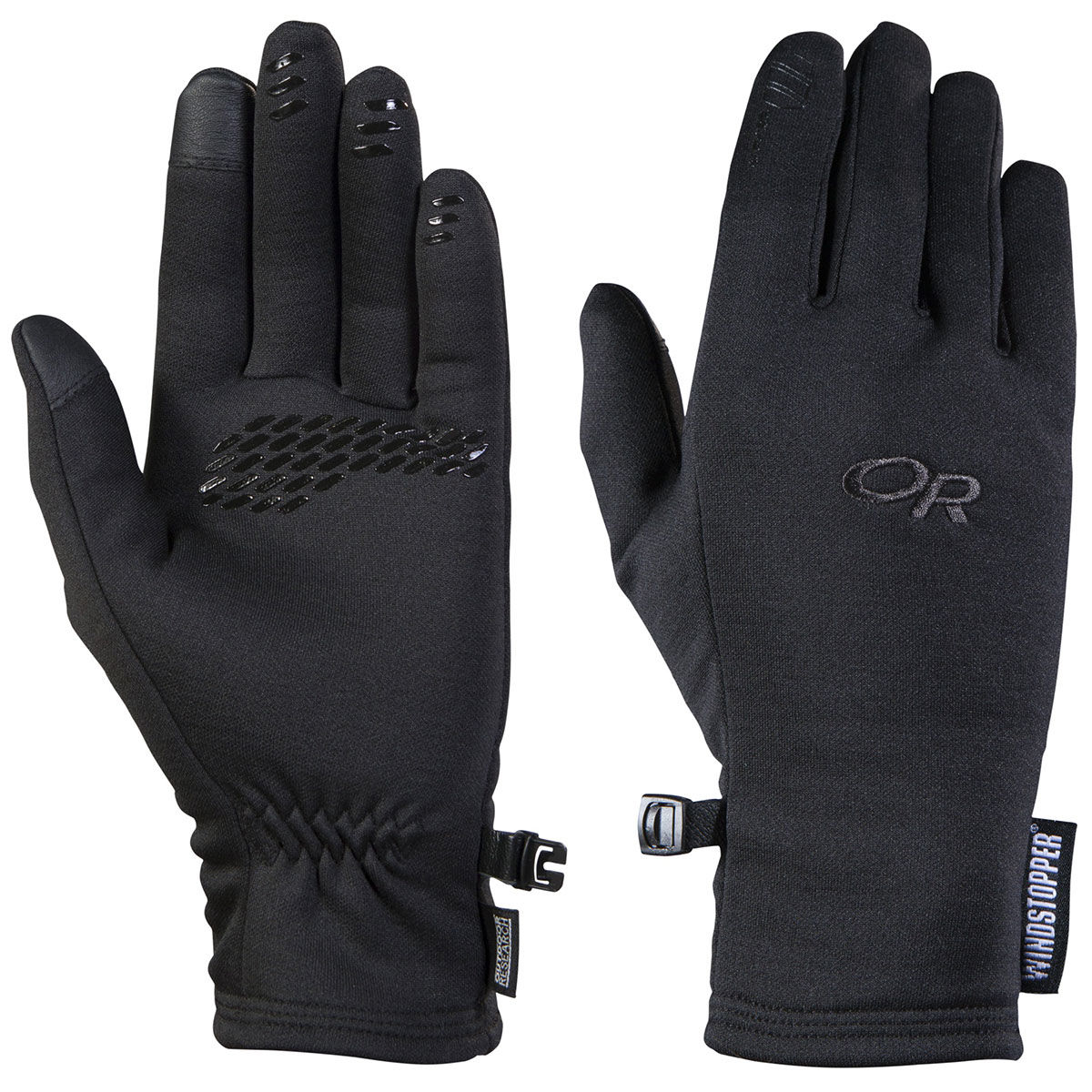 photo: Outdoor Research Women's Backstop Sensor Gloves fleece glove/mitten