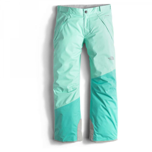 photo: The North Face Girls' Freedom Insulated Pant snowsport pant