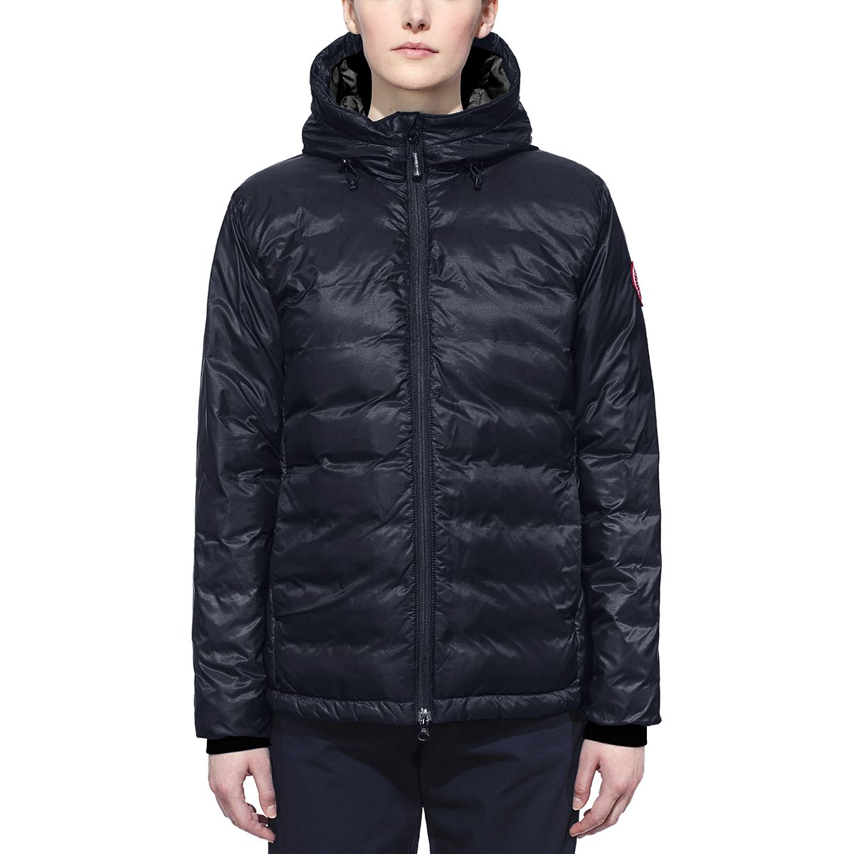 photo: Canada Goose Camp Hoody down insulated jacket