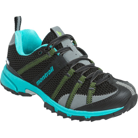 photo: Montrail Women's Mountain Masochist II OutDry trail running shoe