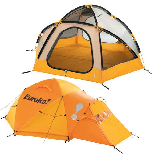 photo: Eureka! K-2 XT four-season tent