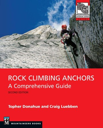 photo: The Mountaineers Books Rock Climbing Anchors - A Comprehensive Guide climbing book