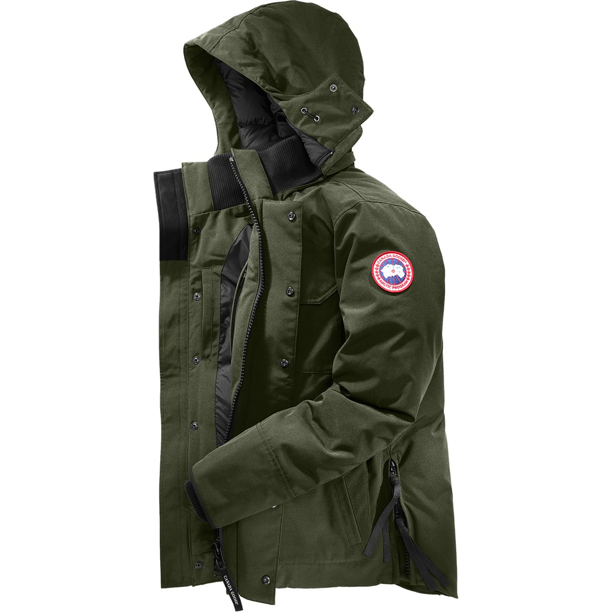 photo: Canada Goose Maitland Parka down insulated jacket