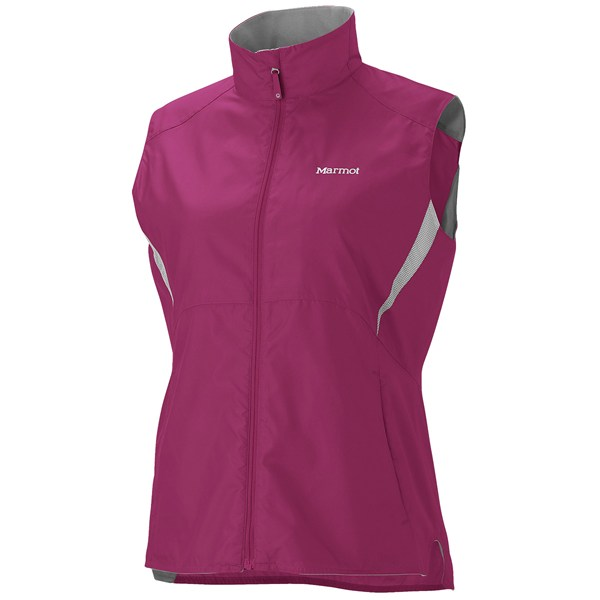 photo: Marmot Women's DriClime Vest wind shell vest
