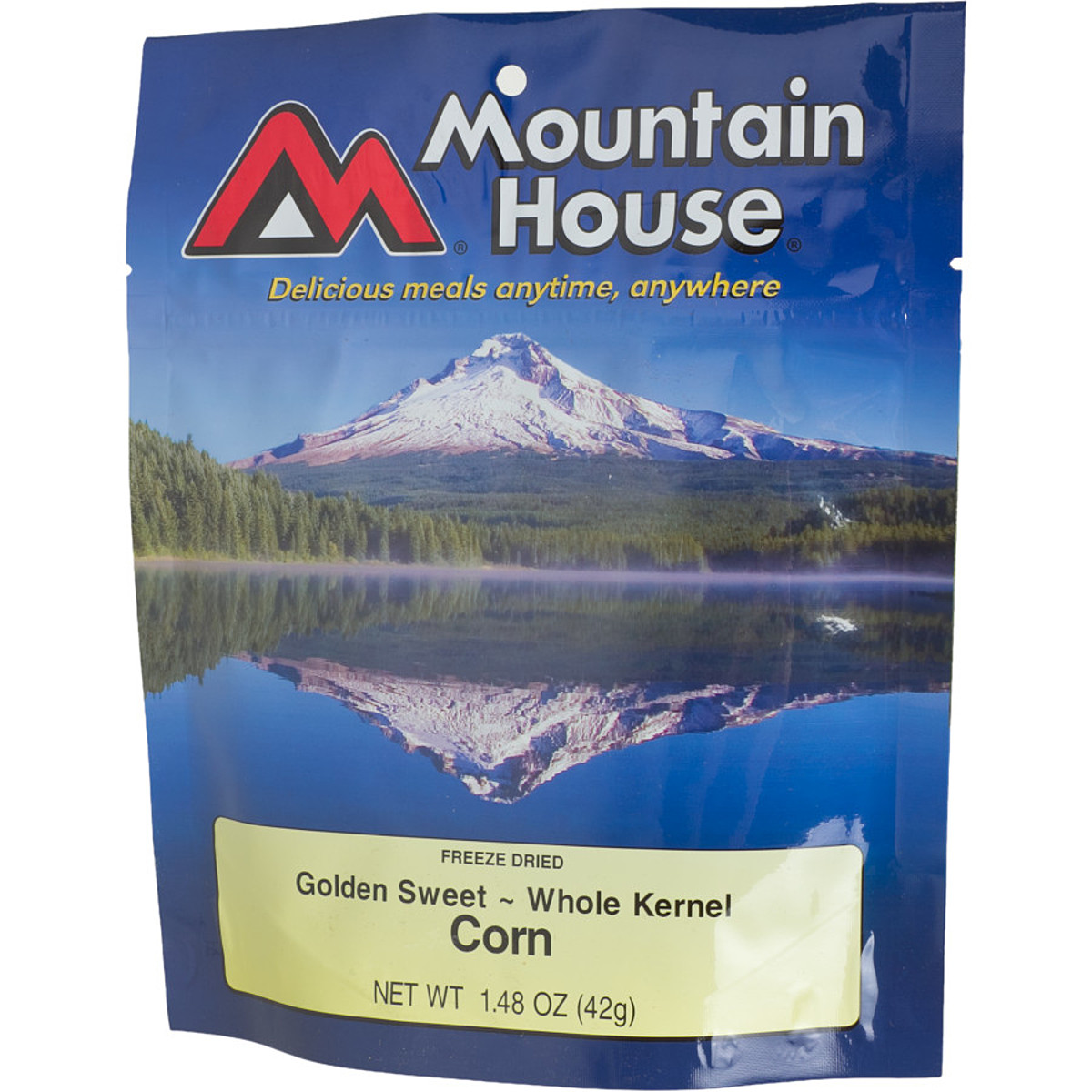photo: Mountain House Golden Sweet Whole Kernel Corn snack/side dish
