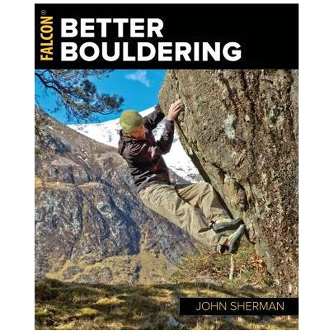 photo: Falcon Guides Better Bouldering climbing book