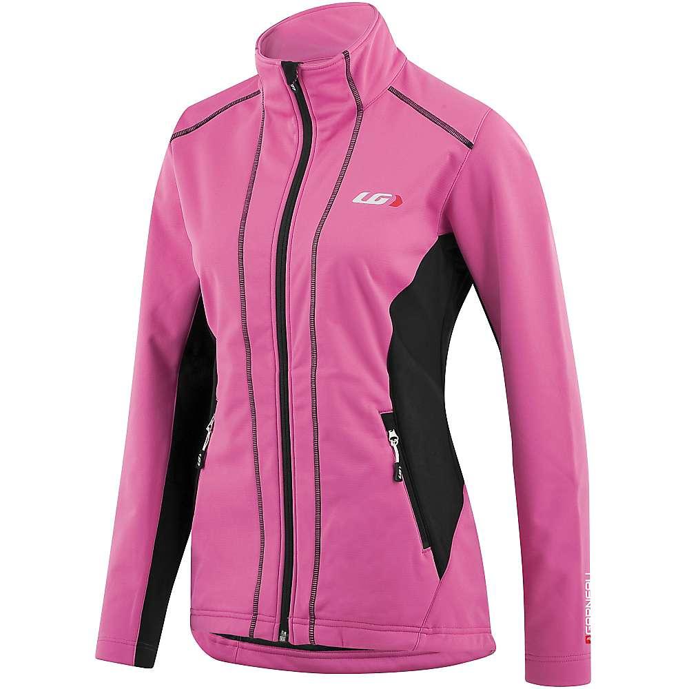 photo: Garneau Sport Enerblock Jacket soft shell jacket