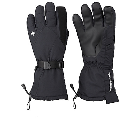 photo: Columbia Women's Whirlibird III Glove insulated glove/mitten