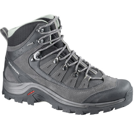 photo: Salomon Mission GTX hiking boot