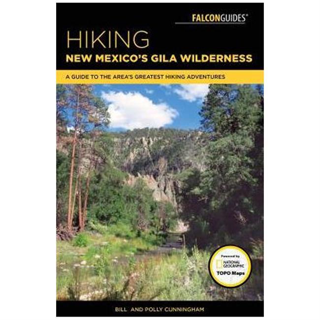 Falcon Guides Hiking New Mexico's Gila Wilderness