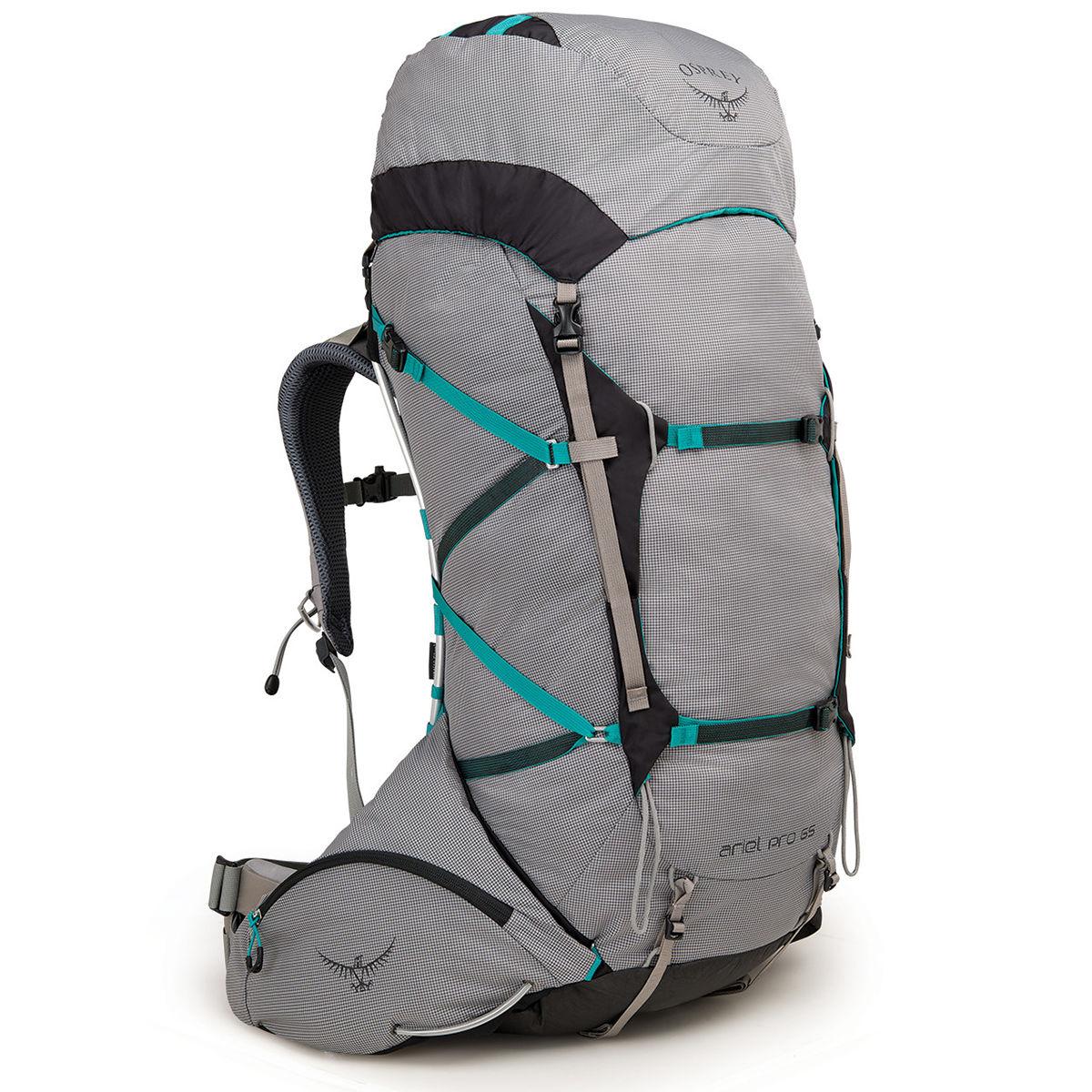 photo: Osprey Ariel Pro 65 weekend pack (50-69l)