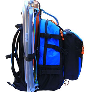 photo: Granite Rocx The Cascade daypack (under 35l)