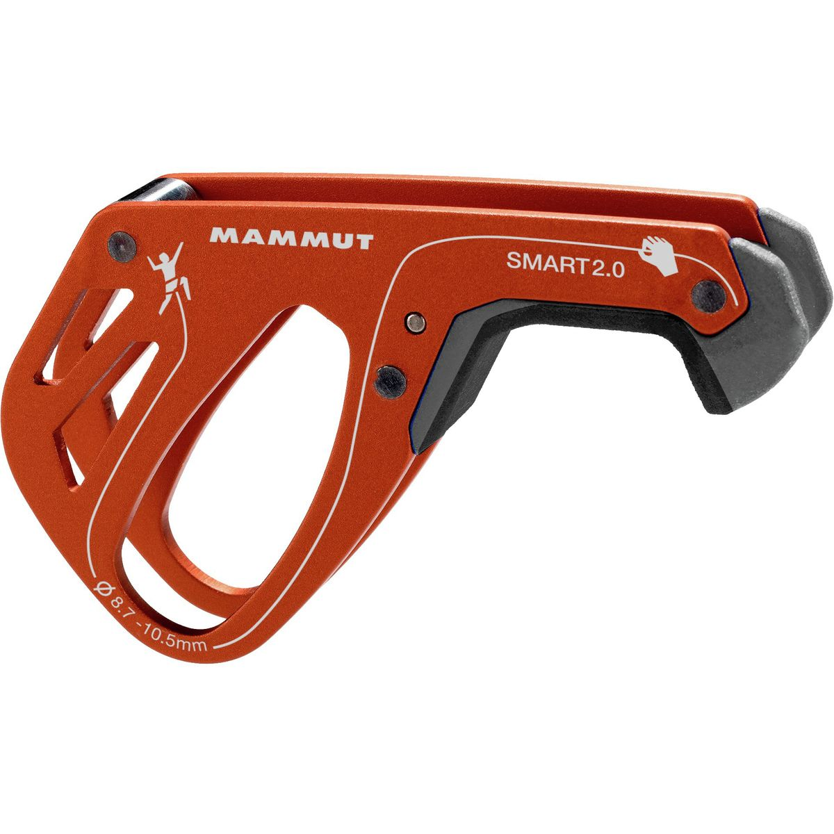 photo: Mammut Bionic Alpine Belay belay/rappel device
