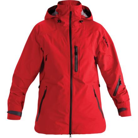 photo: DaKine Clutch Jacket waterproof jacket