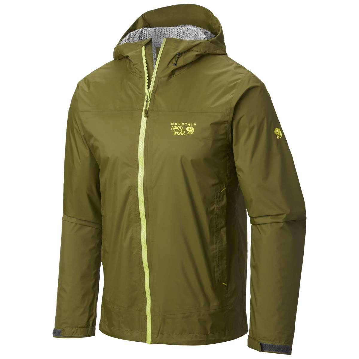 photo: Mountain Hardwear Plasmic Ion Jacket waterproof jacket
