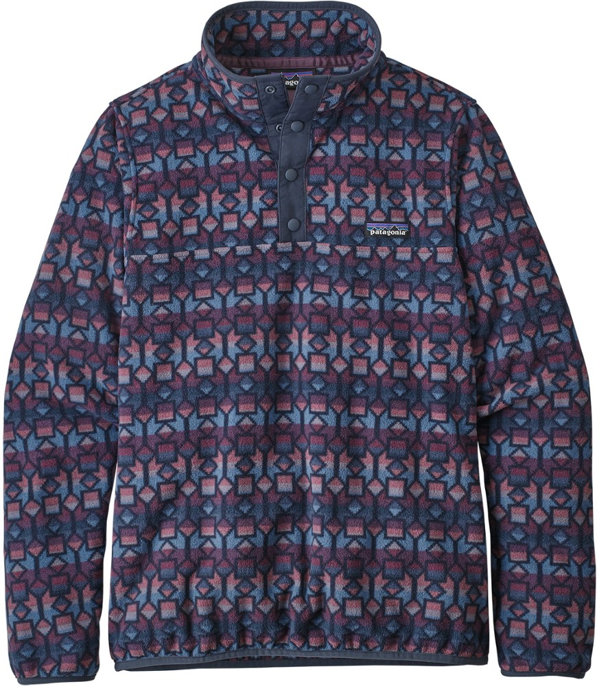 photo: Patagonia Women's Micro D Snap-T Pullover fleece top