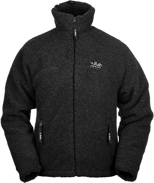 photo: Rab Double Pile Jacket fleece jacket