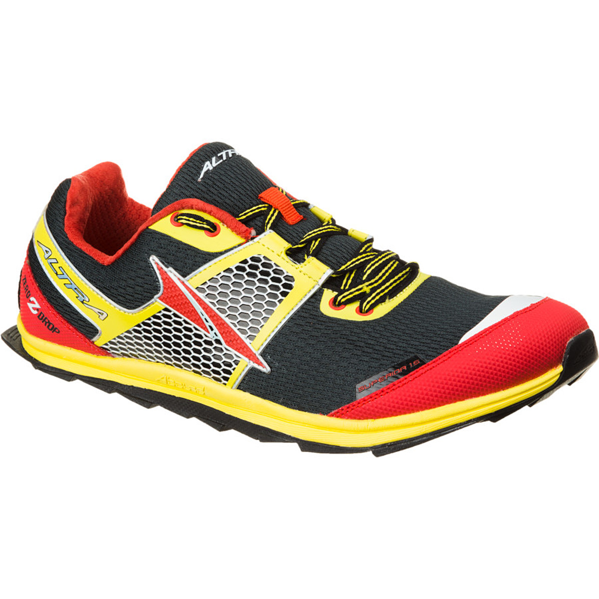 photo: Altra Men's Superior 1.5 trail running shoe