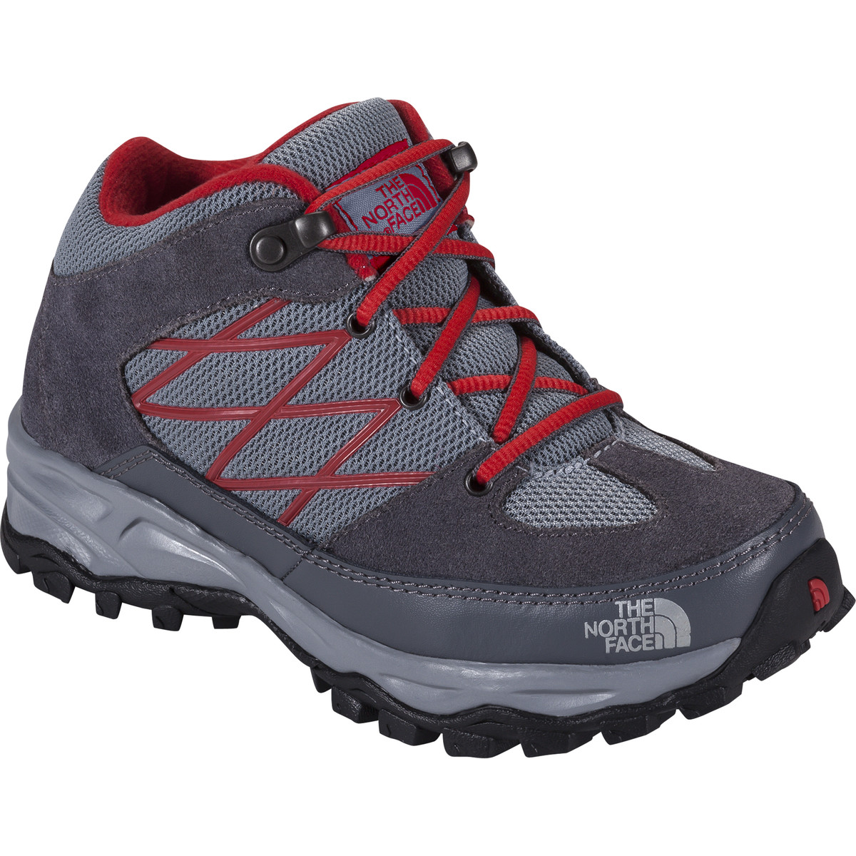 photo: The North Face Boys' Storm hiking boot
