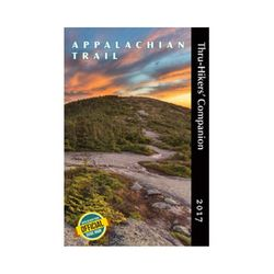 Appalachian Trail Conservancy Appalachian Trail Thru-Hikers' Companion 2015