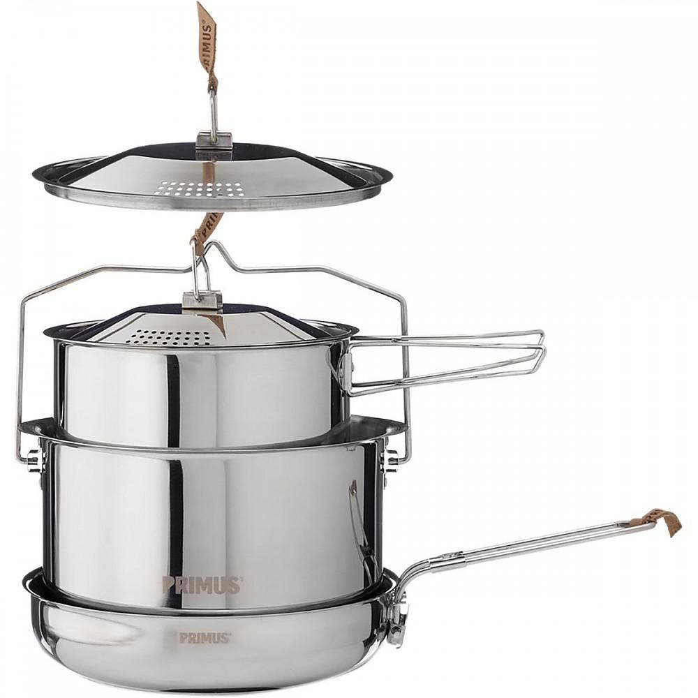 photo: Primus CampFire Cookset S/S - Large pot/pan