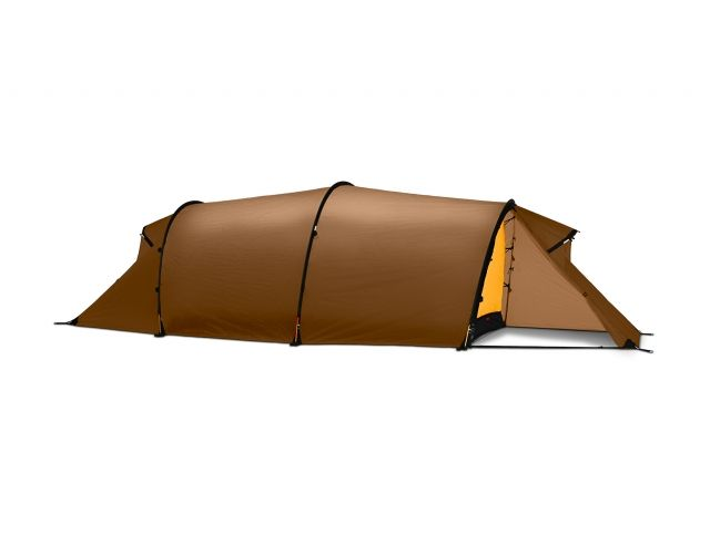 photo: Hilleberg Kaitum 3 four-season tent