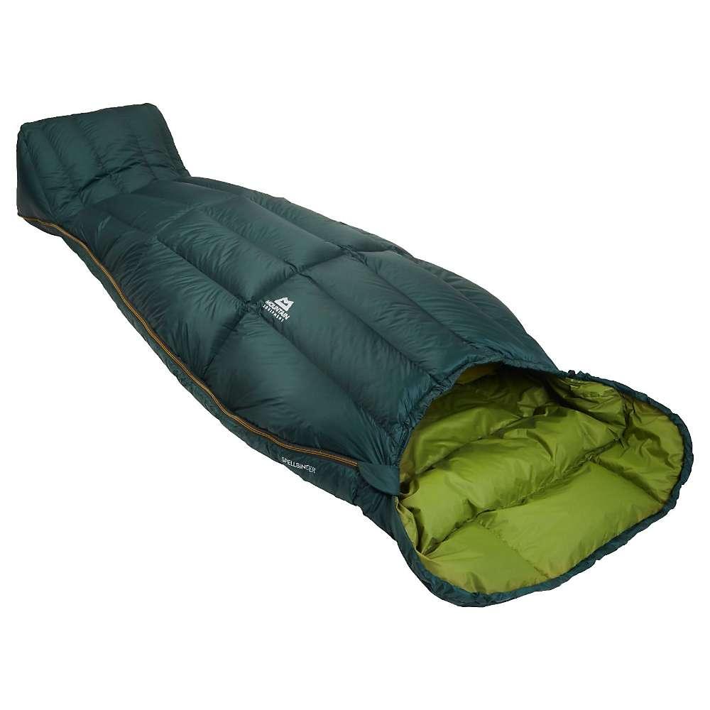 photo: Mountain Equipment Spellbinder warm weather down sleeping bag