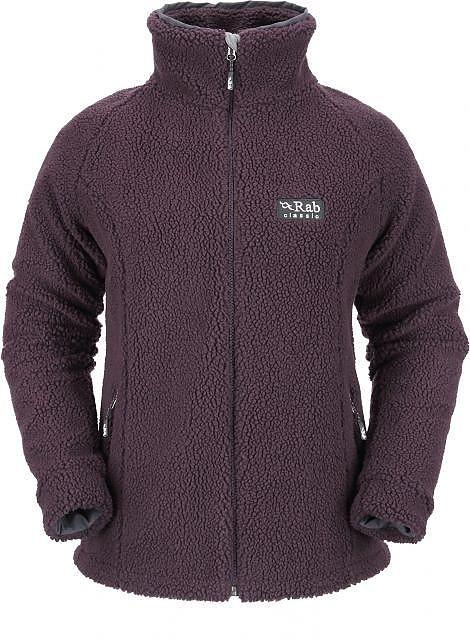 photo: Rab Women's Double Pile Jacket fleece jacket