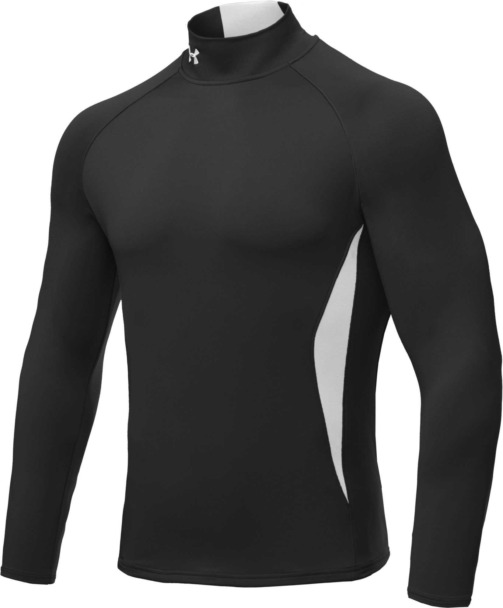 photo: Under Armour Fitted ColdGear Mock base layer top