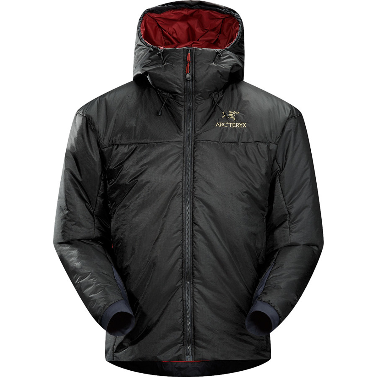 photo: Arc'teryx Solo Hoody synthetic insulated jacket
