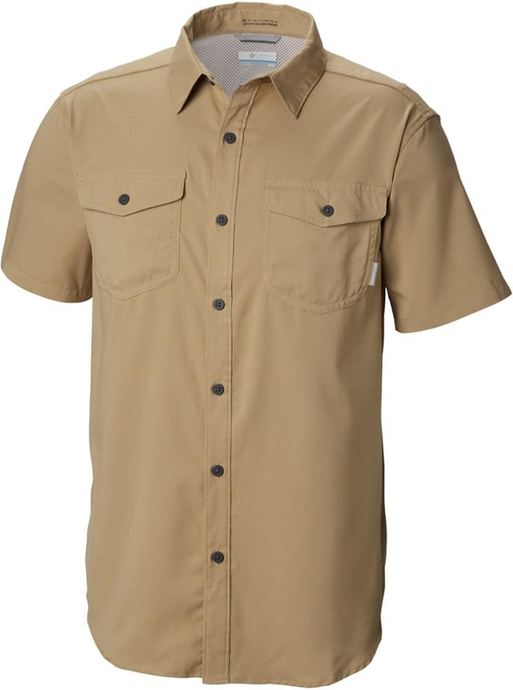 photo: Columbia Utilizer II Short Sleeve Shirt hiking shirt
