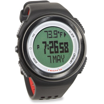 photo: Tech4o Traileader 1 compass watch