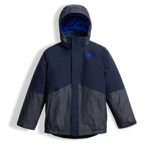 photo: The North Face Boys' Boundary TriClimate Jacket component (3-in-1) jacket