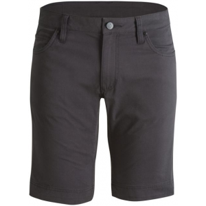 Black Diamond Stretch Font Shorts