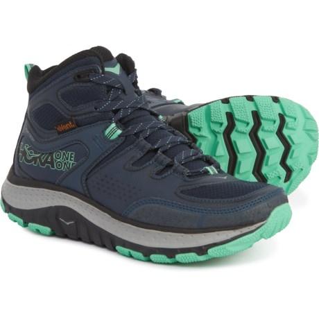 photo: Hoka Women's Tor Tech Mid WP hiking boot