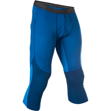 photo: Mammut All-Year 3/4 Pant base layer bottom